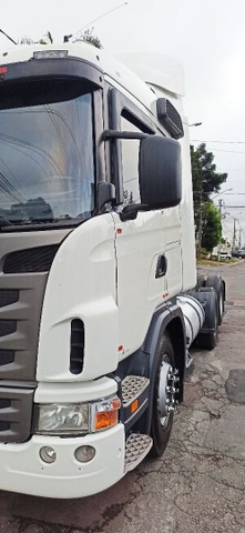 Scania 124 G420 - 2011 - Inteiro Revisado - Completo  - Foto 3