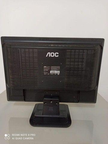 Monitor AOC e GT 740 ambas retirada de peças - Foto 3