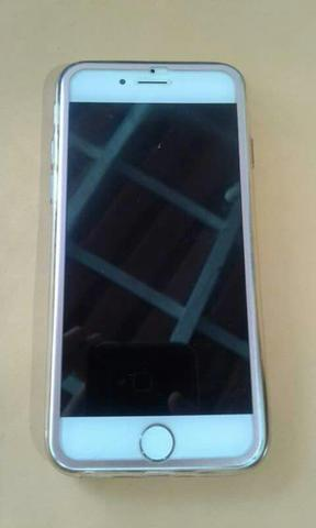 Vendo um iPhone 6 , 16 GB Rosé
