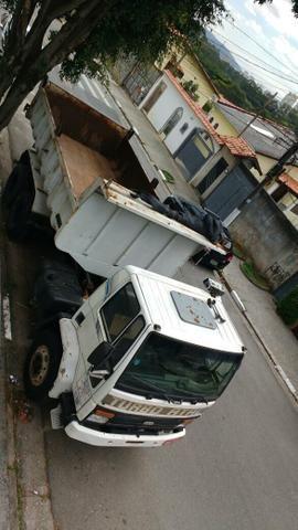 Demolição Caminhão basculante + bobcat + Mini escavadeira , retirada de entulho ou terra - Foto 2