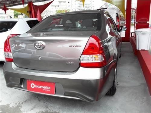 Toyota Etios 1.5 X Sedan - Foto 5
