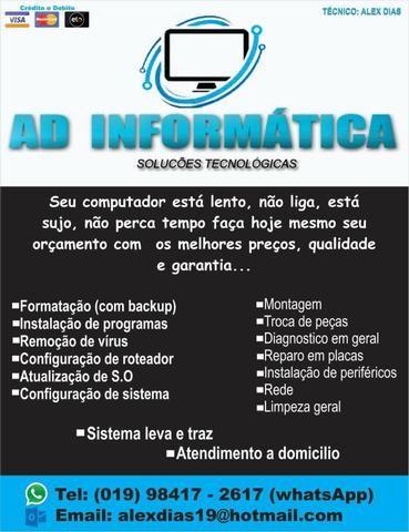 6117e15f1dc Serviços em informática - notebooks e desktops