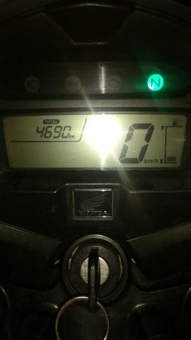 CG fan 125 2017 moto mova com 4 mil km