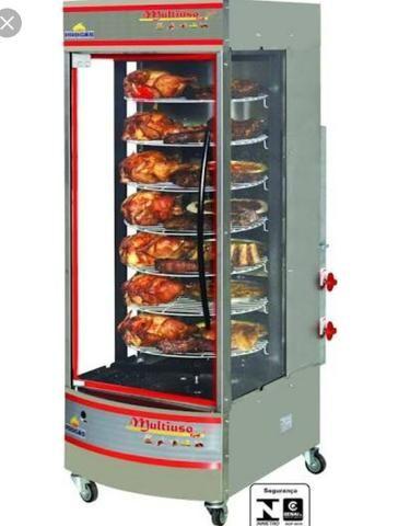 Galeteira / forno multi-uso - 72 kgs - 7 grelhas- marca progás - Foto 3