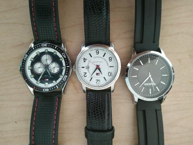 1bd3f8ae85e Relógios de pulso originais - Bijouterias