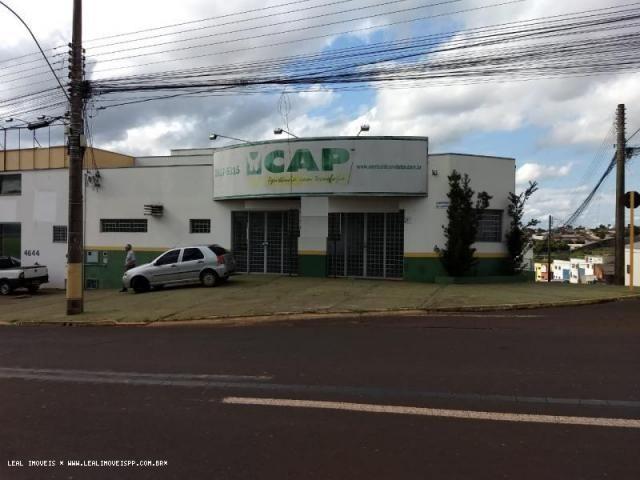 Salão comercial para venda em presidente prudente, cambuy, 4 banheiros, 4 vagas