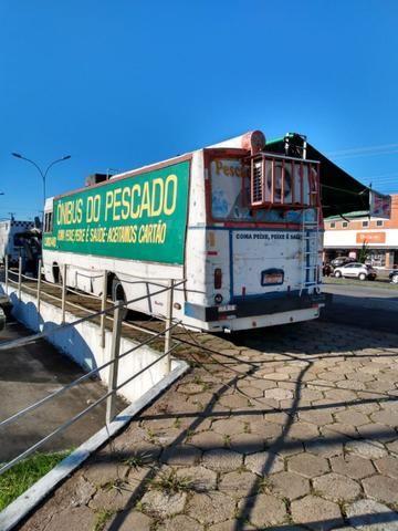 Ônibus do Peixe (com pontos em feiras a mais de 30 anos)