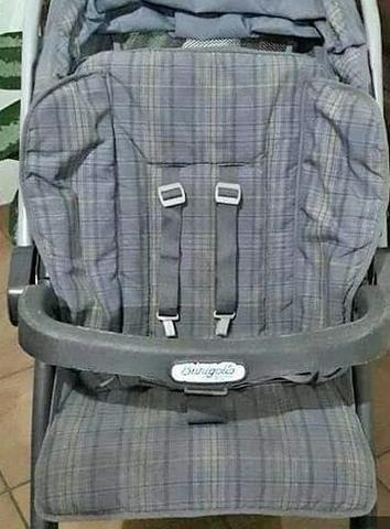 Carrinho de criança com bebê conforto 60 - Foto 2