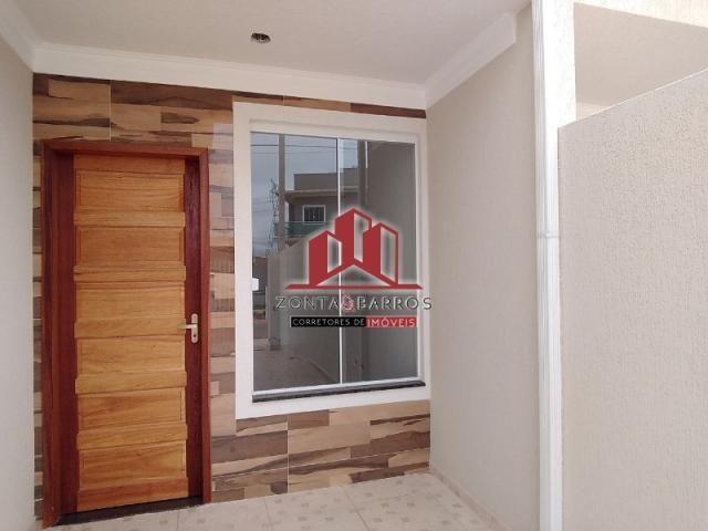 Casa à venda com 3 dormitórios em Eucaliptos, Fazenda rio grande cod:CA00115 - Foto 9