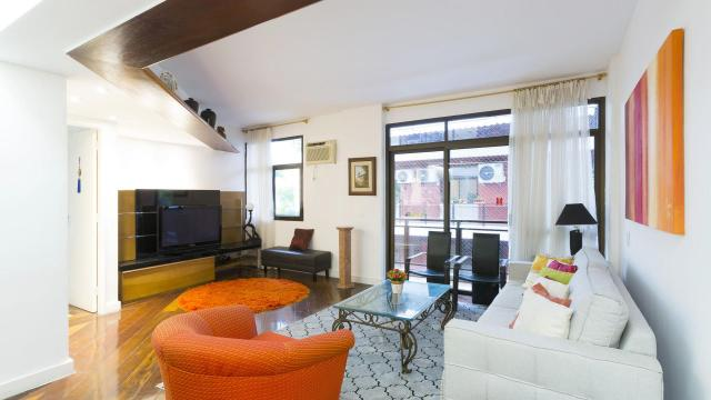Apartamento à venda com 4 dormitórios em Gávea, Rio de janeiro cod:1071 - Foto 2