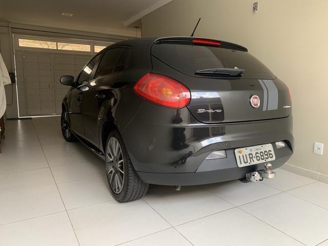 Fiat Bravo Sporting 1.8 Dualogic O MAIS NOVO ANUNCIADO AQUI - Foto 9