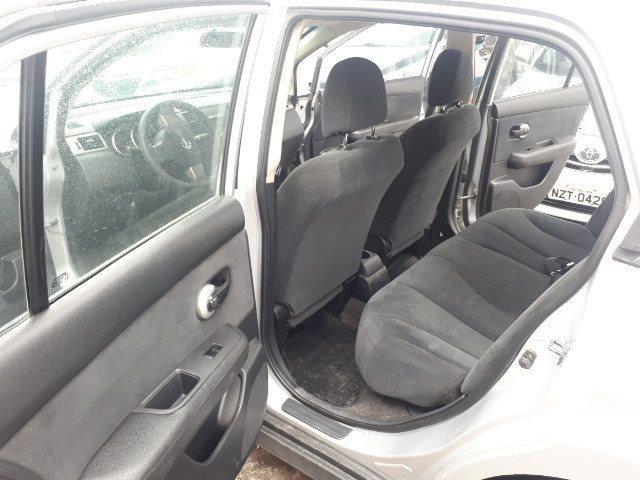 Tiida 2011 1.8 Sedan Flex - Ipva pago,Super conservado, Excelente custo X Benefício - Foto 6