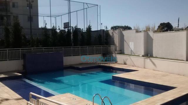 Apartamento com 3 dormitórios à venda, 63 m² por r$ 240.000,00 - neoville - curitiba/pr - Foto 3