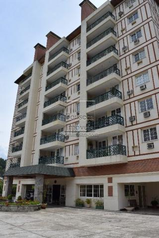 Apartamento à venda com 3 dormitórios em Itaipava, Petrópolis cod:2680