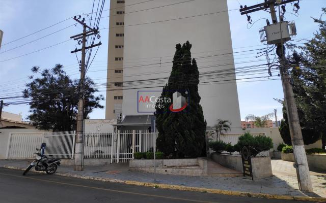 Apartamento para alugar com 1 dormitórios em Vila champagnat, Franca cod:I08604