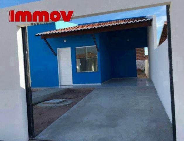 S-1003 Linda Casa com Suíte Pronta para Morar em São Gonçalo do Amarante - Foto 13