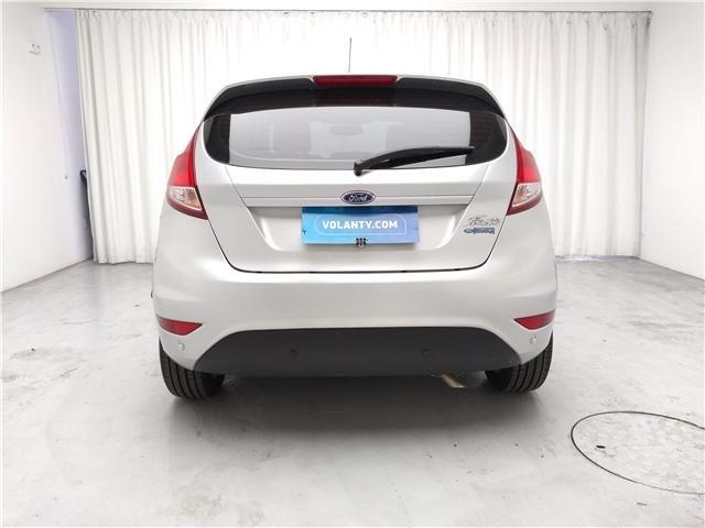 Ford Fiesta 1.6 sel hatch 16v flex 4p manual - Foto 5