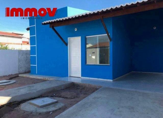 S-1003 Linda Casa com Suíte Pronta para Morar em São Gonçalo do Amarante - Foto 14