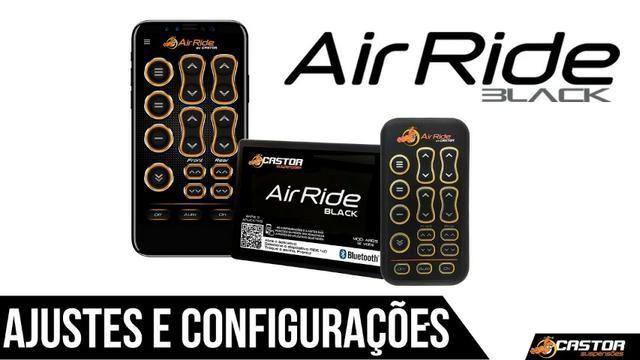Air Ride Black 2017 com Bluetooth Suspensão a ar - Foto 8