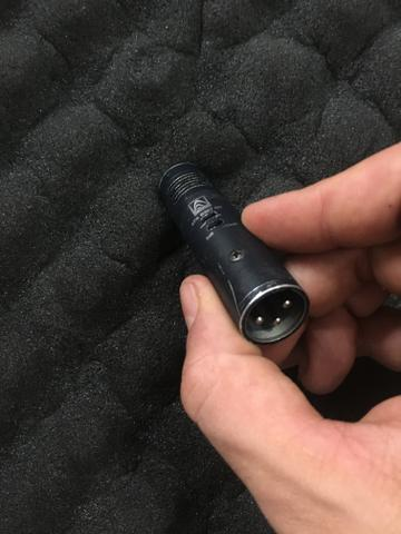 Microfone amplitronix apx6367 - Foto 2