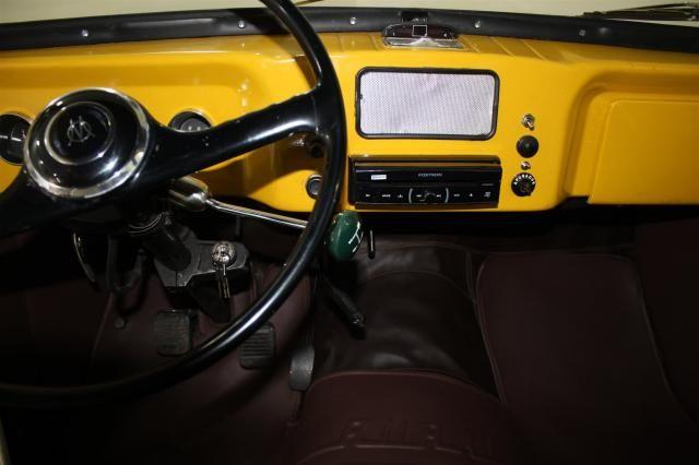 FORD RURAL 1967/1967 2.8 4X4 6 CILINDROS 12V GASOLINA 2P MANUAL - Foto 14