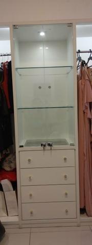 Vendo Balcão e armário para loja - Foto 6