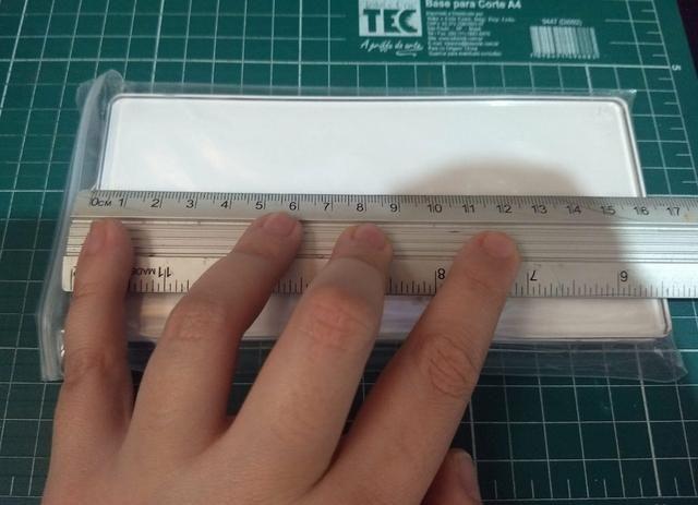 Mini máquina de emboss importada - scrapbook - Foto 5