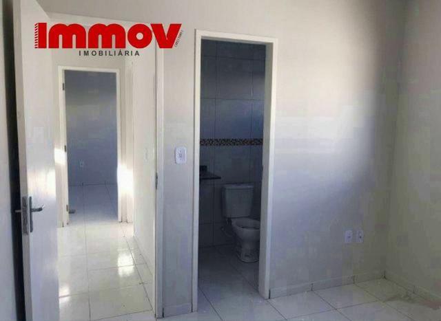 S-1003 Linda Casa com Suíte Pronta para Morar em São Gonçalo do Amarante - Foto 11