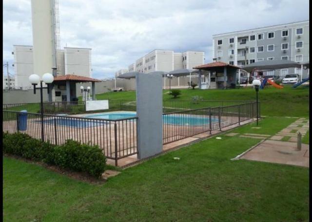 Vendo apartamento no condomínio Chapada Imperial com 2/4 sendo 1 suíte e sacada - Foto 14