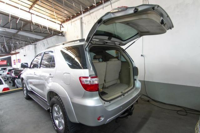 Hilux SW4 4x4 3.0SRV Diesel Aut*2011/2011/Placa A - Foto 5