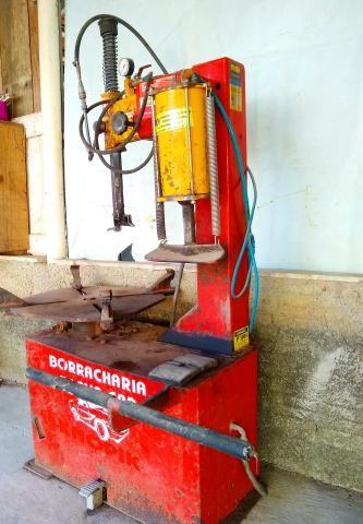 Máquina desmontadora de pneus - Foto 2