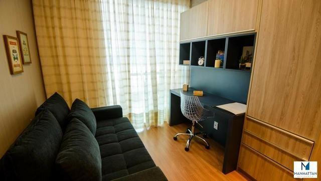 3 e 4 Quartos Residence Manhattan no Gilberto Machado, com até 4 Vagas - Foto 18