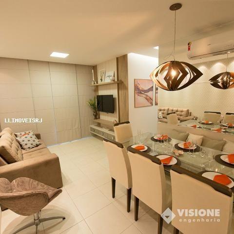 Apartamento para Venda em Nova Iguaçu, Centro, 3 dormitórios, 1 suíte, 1 banheiro, 2 vagas - Foto 2