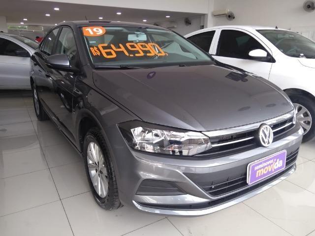 VW - Virtus 1.6 MSI Flex 16V 4p Aut 2018/2019