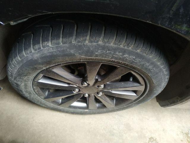 Vendo rodas originais do honda g9 - Foto 2