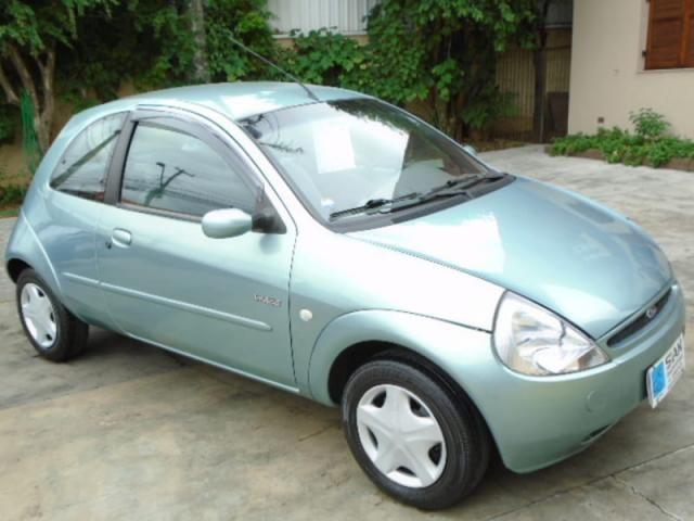 Ford Ka GL Image 1.0 Zetec Rocam Aceita Troca Por Carros De Maior Valor - Foto 11