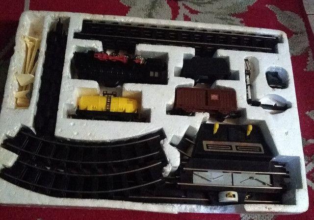 Ferroramas com caixa e manual - Foto 3