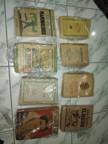 Lote de livros antigo - Foto 3
