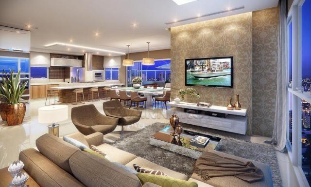 Apartamento à venda com 4 dormitórios em Centro, Balneario camboriu cod:V4686 - Foto 4