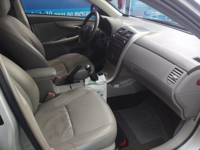 Toyota corolla 2009 1.8 xei 16v flex 4p manual - Foto 6