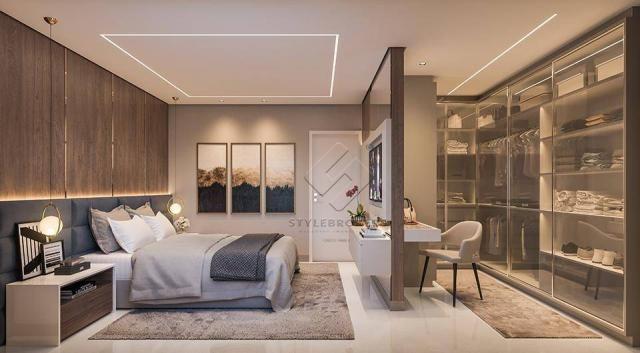 Apartamento com 3 dormitórios à venda, 137 m² por R$ 927.120,00 - Ária - Cuiabá/MT - Foto 6
