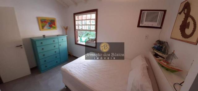 Casa Maravilhosa na Ferradura - A Búzios - RJ - Foto 16