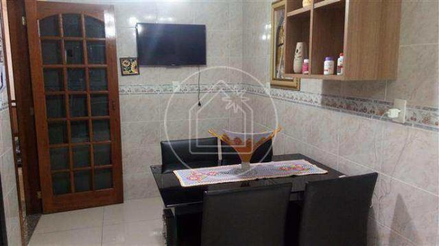 Cobertura à venda com 3 dormitórios em Vila da penha, Rio de janeiro cod:717 - Foto 17