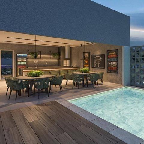 Apartamento com 3 dormitórios à venda, 137 m² por R$ 927.120,00 - Ária - Cuiabá/MT - Foto 8