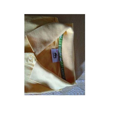 Camisa Polo Lacoste - Foto 3