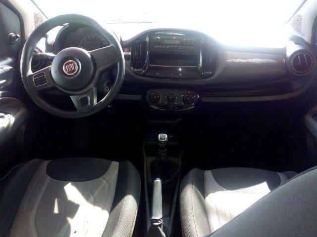Fiat Way 1.4 completo + Gnv ent + 48 x 770,00 1ª parcela pago pela loja - Foto 7
