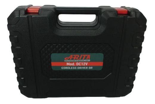 Furadeira | Parafusadeira Arita Bateria 12v Lítio + 30 Bits - Foto 4