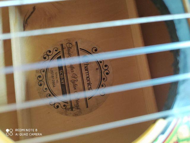 Vendo violão novo - Foto 4