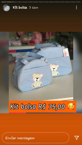Kit bolsa  - Foto 5