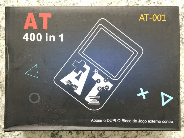 Video Game Portátil Mini Game Sup Game Box Plus 400 In 1 - Foto 5